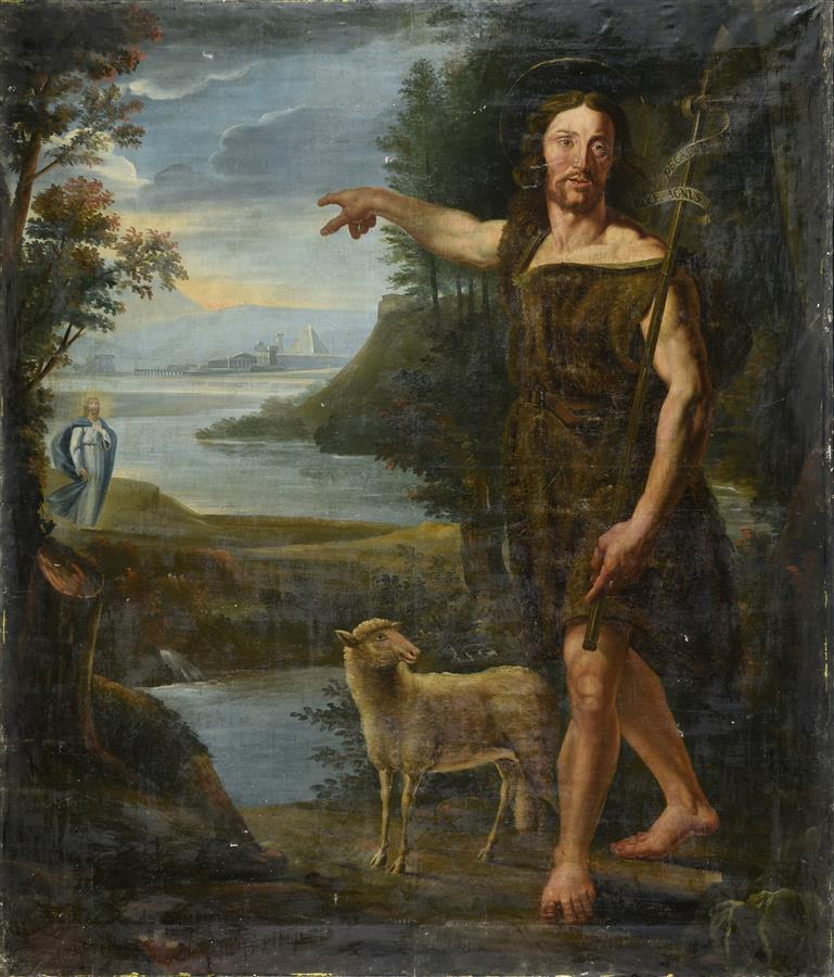 Ecce Agnus Dei, Philippe de Champaigne